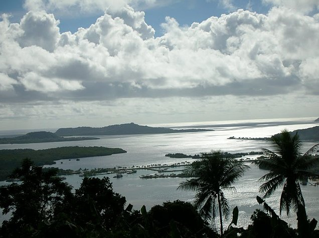 Federated States of Micronesia pictures Pohnpei Trip Pictures