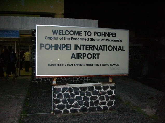 Pohnpei Micronesia Travel Photos