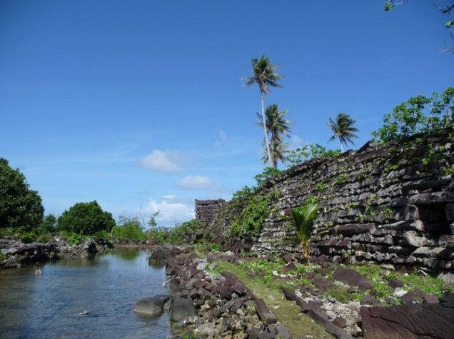 Federated States of Micronesia pictures Pohnpei Trip Guide