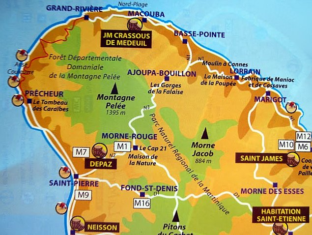 Fort de France Martinique Fort-de-France Diary Tips