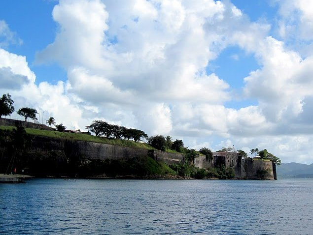 Fort-de-France Martinique Travel Review