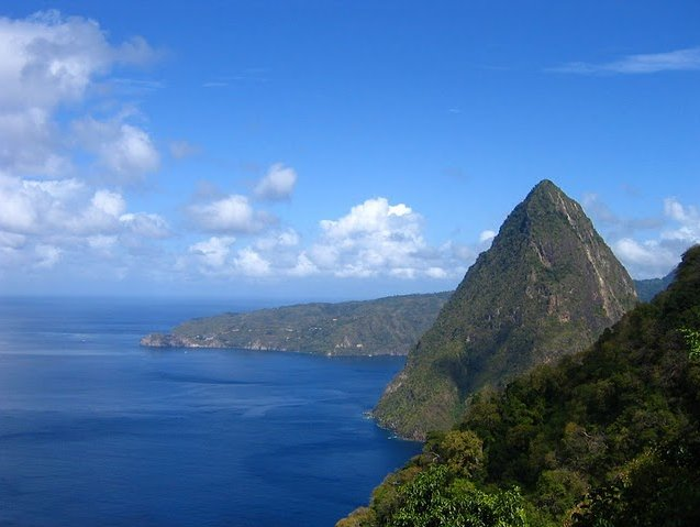 Saint Lucia island pictures Castries Trip Picture