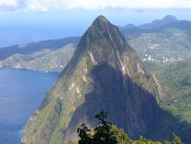 Saint Lucia island pictures Castries Travel Adventure