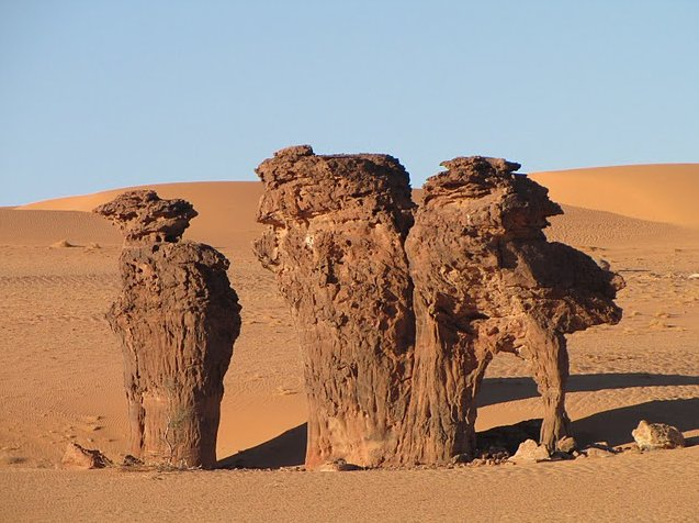 Ennedi Chad Travel Blogs