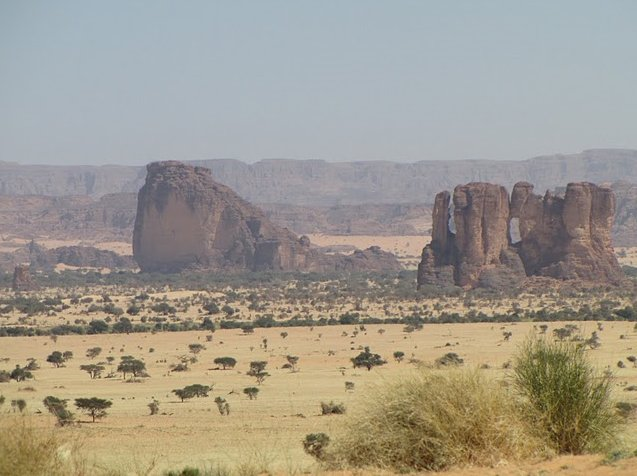 Ennedi Chad Holiday Pictures