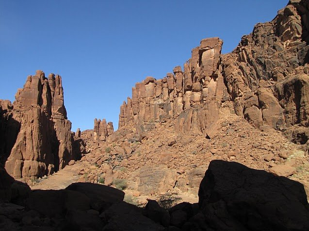 Ennedi Desert Safari in Chad Trip