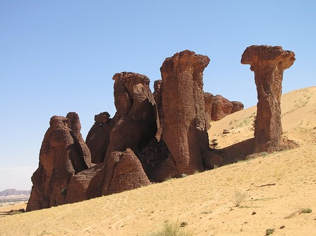 Ennedi Desert Safari in Chad Review Gallery