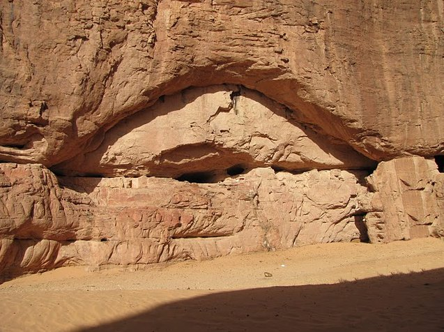 Ennedi Desert Safari in Chad Holiday Sharing