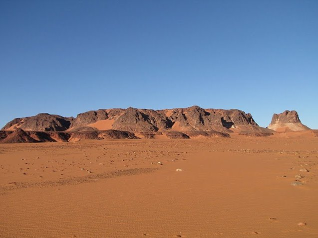 Ennedi Desert Safari in Chad Vacation Picture