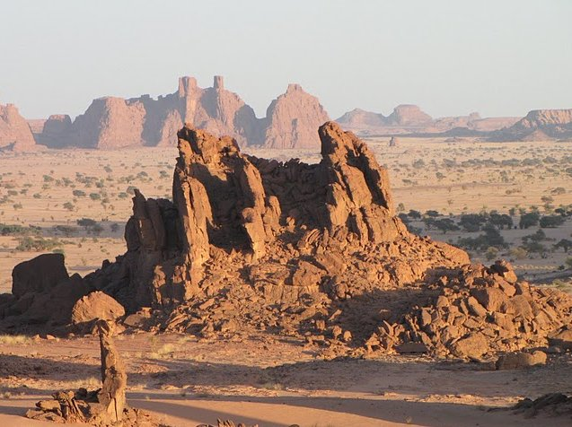 Ennedi Chad Vacation Guide