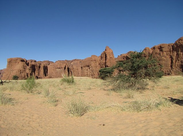 Ennedi Desert Safari in Chad Photo Gallery
