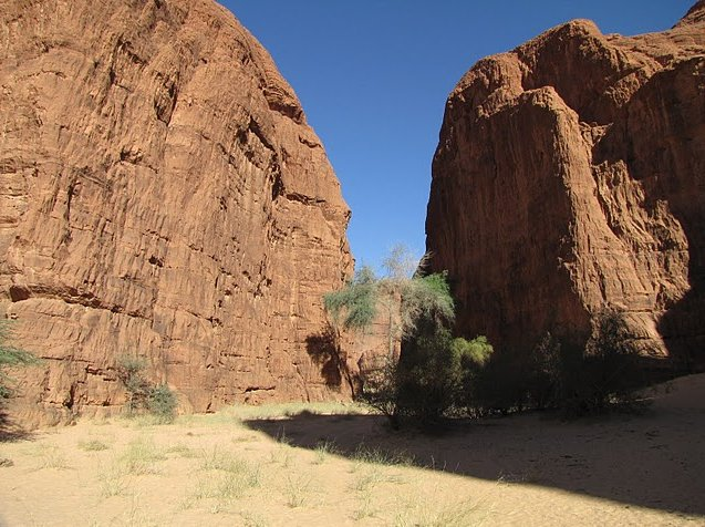 Ennedi Chad Travel Tips