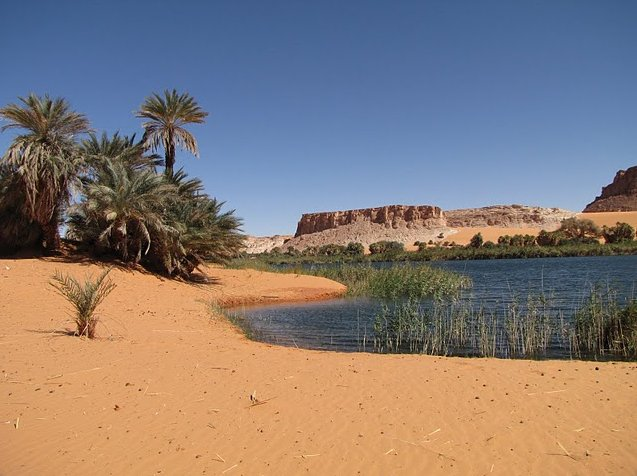 Ennedi Chad Holiday Adventure