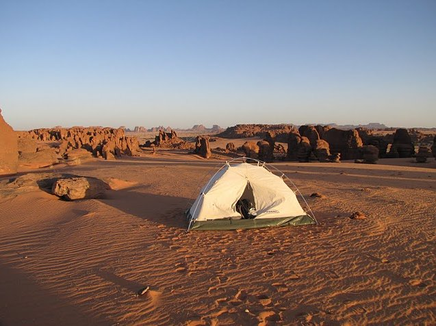 Ennedi Desert Safari in Chad Trip Guide