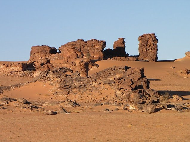 Ennedi Chad Travel Guide