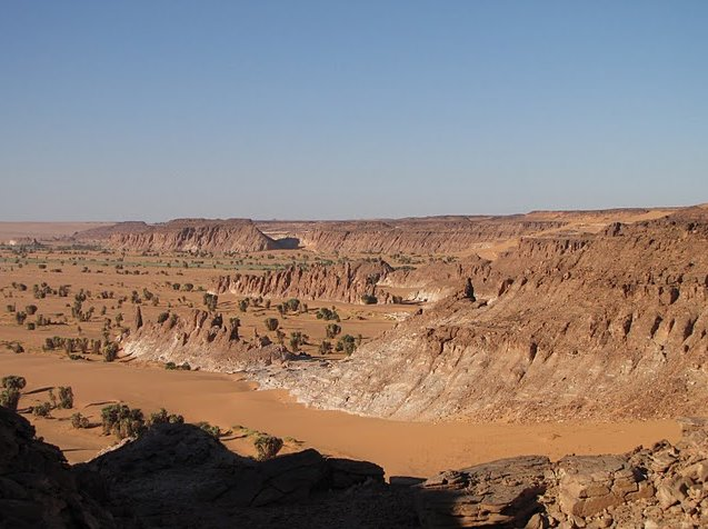 Ennedi Desert Safari in Chad Diary