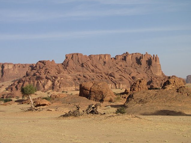 Ennedi Chad Holiday Experience