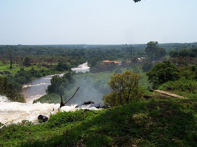Photo Dzangha-Sangha National Park and Boali waterfalls