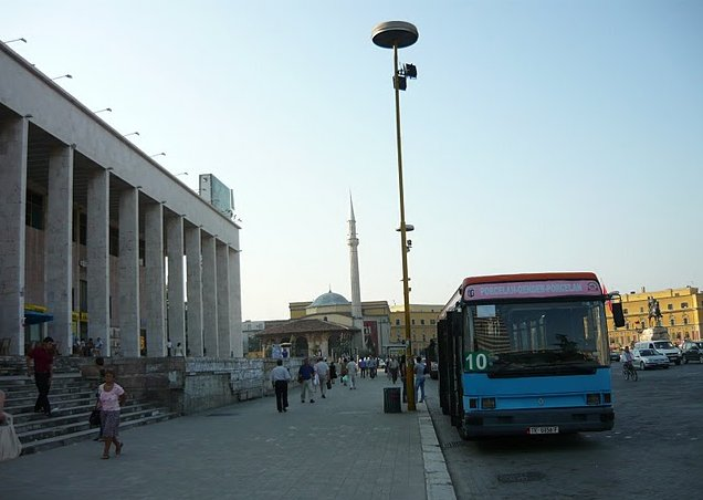 Tirana City Guide Albania Vacation Picture