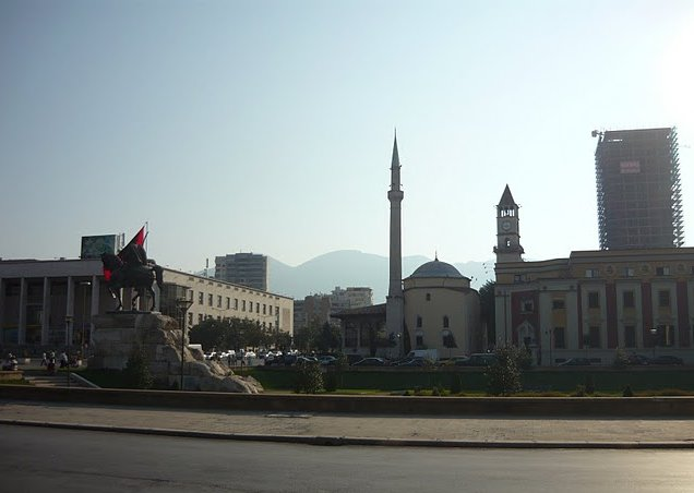 Tirana City Guide Albania Travel Picture