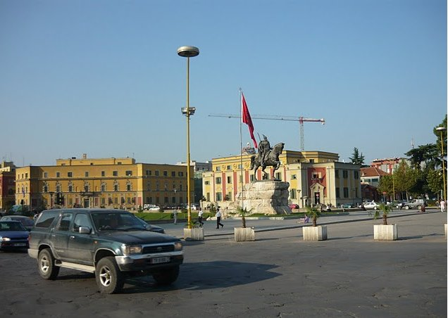 Tirana City Guide Albania Travel Pictures