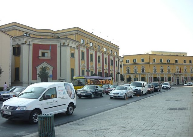 Tirana City Guide Albania Trip Photo