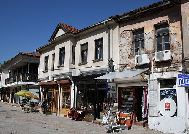 Old Skopje Bazaar Macedonia Travel Experience