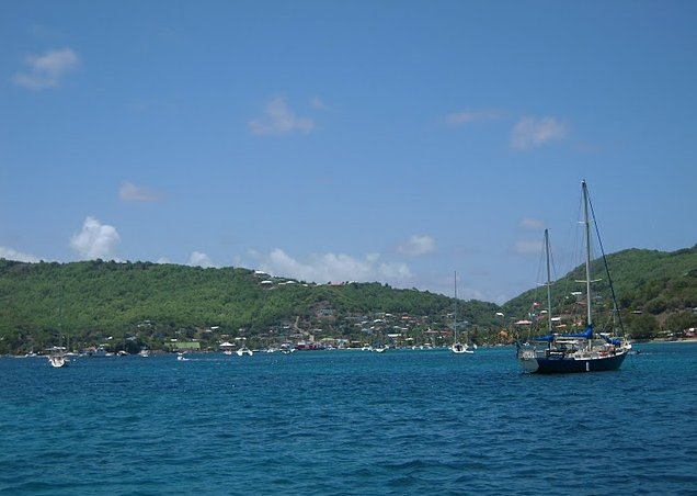 Saint Vincent and the Grenadines sailing Kingstown Photographs