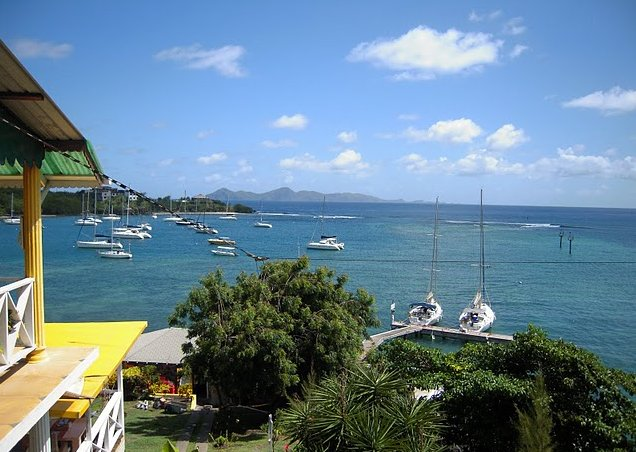 Photo Saint Vincent and the Grenadines sailing Vincent