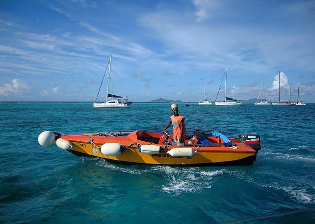 Photo Saint Vincent and the Grenadines sailing Grenadines