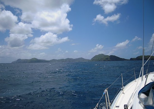Saint Vincent and the Grenadines sailing Kingstown Holiday Photos