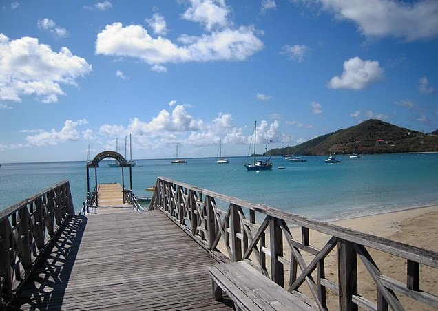 Saint Vincent and the Grenadines sailing Kingstown Album Sharing