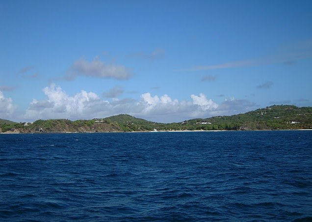 Photo Saint Vincent and the Grenadines sailing amazing