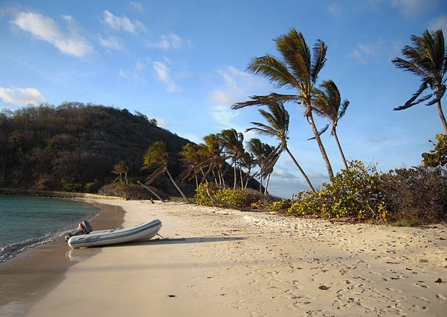 Photo Saint Vincent and the Grenadines sailing special