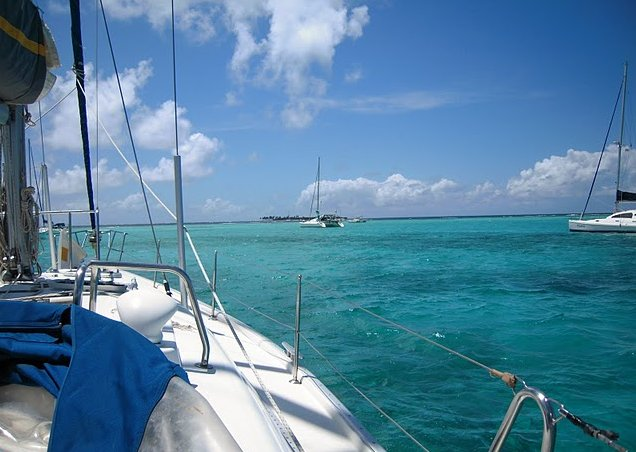 Photo Saint Vincent and the Grenadines sailing course