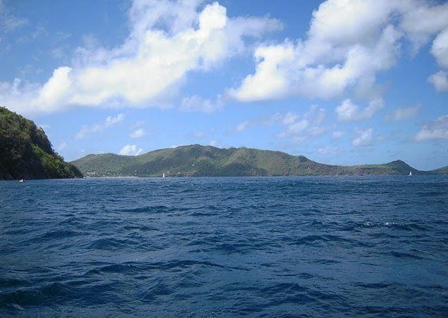 Photo Saint Vincent and the Grenadines sailing delicious
