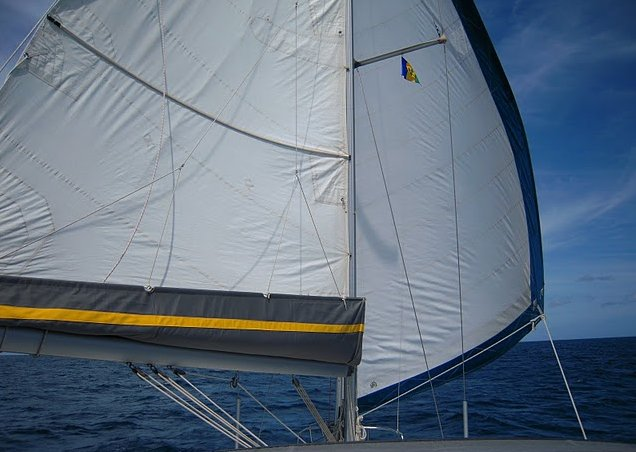 Photo Saint Vincent and the Grenadines sailing especially