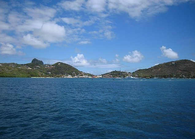 Photo Saint Vincent and the Grenadines sailing restaurants