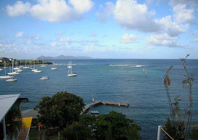 Saint Vincent and the Grenadines sailing Kingstown Photography