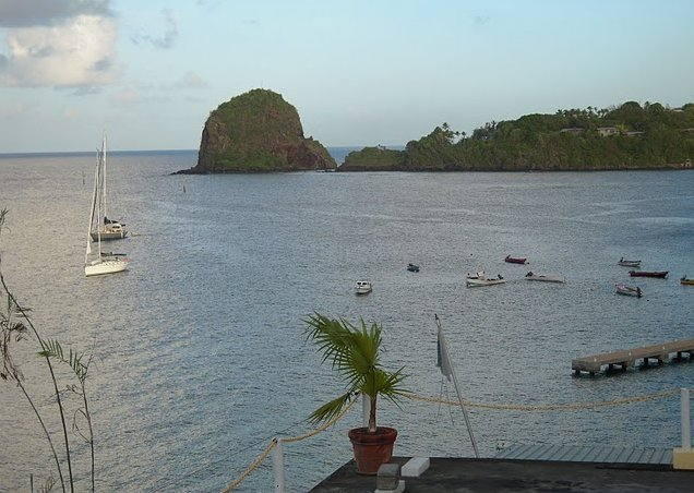 Saint Vincent and the Grenadines sailing Kingstown Trip Photo