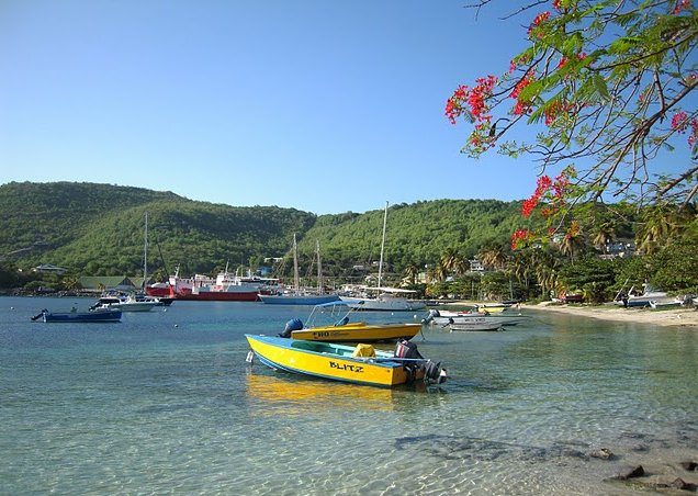 Saint Vincent and the Grenadines sailing Kingstown Travel Blog