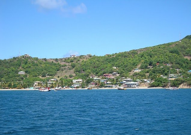 Saint Vincent and the Grenadines sailing Kingstown Travel Album