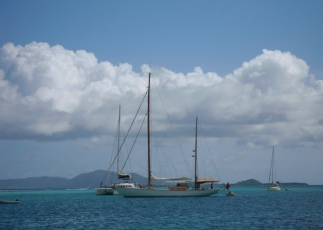 Saint Vincent and the Grenadines sailing Kingstown Trip Picture