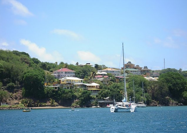 Saint Vincent and the Grenadines sailing Kingstown Travel Photographs