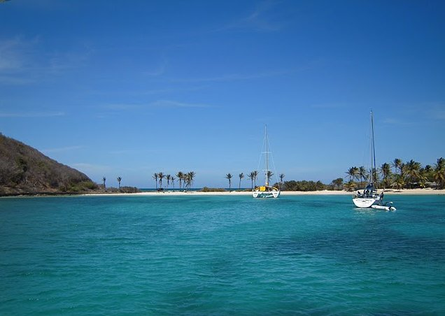 Saint Vincent and the Grenadines sailing Kingstown Picture