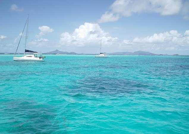 Saint Vincent and the Grenadines sailing Kingstown Photograph