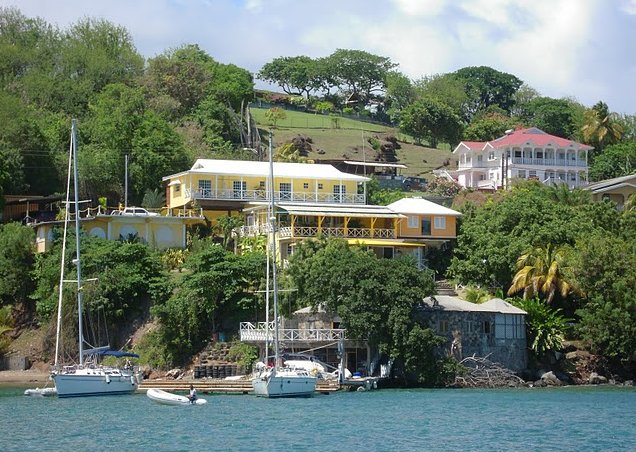 Saint Vincent and the Grenadines sailing Kingstown Blog Sharing