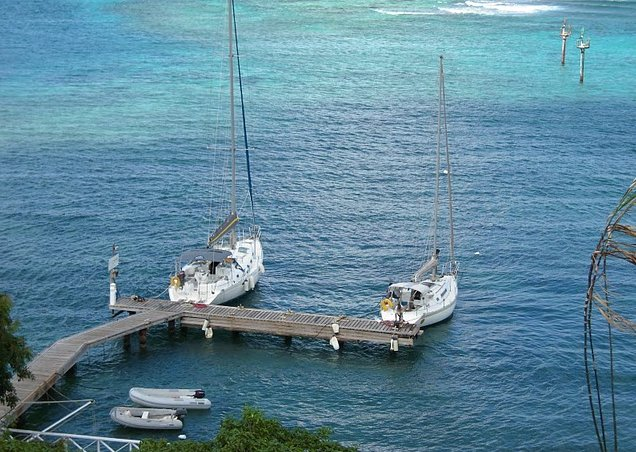 Photo Saint Vincent and the Grenadines sailing adventure