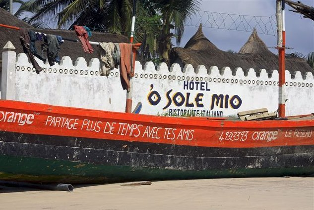Photo The capitals of Cote d'Ivoire people