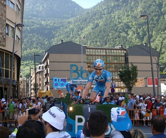 Tour de France 2009 Andorra la Vella Travel Review